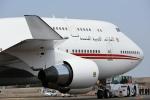sky77さんが、羽田空港で撮影したドバイ・ロイヤル・エア・ウィング 747-422の航空フォト(写真)