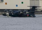 suke55さんが、神戸市東灘区で撮影した海上自衛隊 US-2の航空フォト(写真)