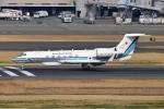 Timothyさんが、羽田空港で撮影した海上保安庁 G-V Gulfstream Vの航空フォト(写真)
