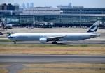 mojioさんが、羽田空港で撮影したキャセイパシフィック航空 777-367の航空フォト(写真)