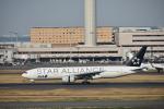 そらまめさんが、羽田空港で撮影した全日空 777-281の航空フォト(写真)