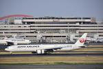 そらまめさんが、羽田空港で撮影した日本航空 777-346の航空フォト(写真)