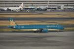 そらまめさんが、羽田空港で撮影したベトナム航空 A321-231の航空フォト(写真)