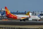 よしポンさんが、成田国際空港で撮影した海南航空 737-84Pの航空フォト(写真)