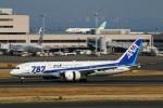 Wasawasa-isaoさんが、羽田空港で撮影した全日空 787-881の航空フォト(写真)