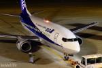 けーし135Rさんが、小松空港で撮影したエアーニッポン 737-5L9の航空フォト(写真)