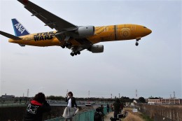 HK Express43さんが、伊丹空港で撮影した全日空 777-281/ERの航空フォト(写真)