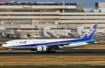 Wasawasa-isaoさんが、羽田空港で撮影した全日空 777-281/ERの航空フォト(写真)