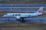pringlesさんが、羽田空港で撮影したジェイ・エア ERJ-170-100 (ERJ-170STD)の航空フォト(写真)