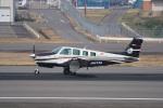 神宮寺ももさんが、高松空港で撮影した個人所有 A36 Bonanza 36の航空フォト(写真)