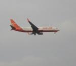 commet7575さんが、福岡空港で撮影したチェジュ航空 737-8HXの航空フォト(写真)