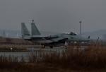 バーダーさんさんが、千歳基地で撮影した航空自衛隊 F-15J Eagleの航空フォト(写真)