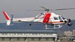 航空見聞録さんが、八尾空港で撮影した朝日航洋 AS355F2 Ecureuil 2の航空フォト(写真)