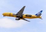 きのちゃんさんが、伊丹空港で撮影した全日空 777-281/ERの航空フォト(写真)