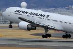 Espace77さんが、伊丹空港で撮影した日本航空 767-346/ERの航空フォト(写真)