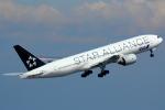 ハンバーグ師匠さんが、羽田空港で撮影した全日空 777-281の航空フォト(写真)