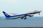 ハンバーグ師匠さんが、羽田空港で撮影した全日空 777-281/ERの航空フォト(写真)