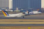 PASSENGERさんが、伊丹空港で撮影した日本エアコミューター DHC-8-402Q Dash 8の航空フォト(写真)