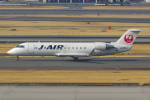 PASSENGERさんが、伊丹空港で撮影したジェイ・エア CL-600-2B19 Regional Jet CRJ-200ERの航空フォト(写真)