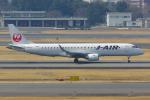 PASSENGERさんが、伊丹空港で撮影したジェイ・エア ERJ-190-100(ERJ-190STD)の航空フォト(写真)