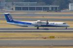 PASSENGERさんが、伊丹空港で撮影したANAウイングス DHC-8-402Q Dash 8の航空フォト(写真)