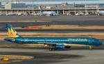 Wasawasa-isaoさんが、羽田空港で撮影したベトナム航空 A321-231の航空フォト(写真)
