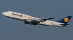 shootingstarさんが、羽田空港で撮影したルフトハンザドイツ航空 747-830の航空フォト(写真)