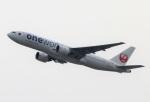 青春の1ページさんが、伊丹空港で撮影した日本航空 777-246/ERの航空フォト(写真)