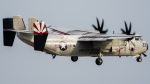 shootingstarさんが、厚木飛行場で撮影したアメリカ海軍 C-2A Greyhoundの航空フォト(写真)