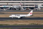 ぎんじろーさんが、羽田空港で撮影したジェイ・エア ERJ-170-100 (ERJ-170STD)の航空フォト(写真)