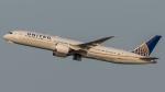 shootingstarさんが、羽田空港で撮影したユナイテッド航空 787-9の航空フォト(写真)