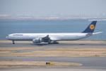 J-birdさんが、羽田空港で撮影したルフトハンザドイツ航空 A340-642Xの航空フォト(写真)