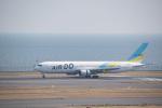 J-birdさんが、羽田空港で撮影したAIR DO 767-33A/ERの航空フォト(写真)