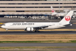 Timothyさんが、羽田空港で撮影した日本航空 767-346/ERの航空フォト(写真)