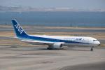 J-birdさんが、羽田空港で撮影した全日空 767-381/ERの航空フォト(写真)