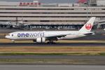 Timothyさんが、羽田空港で撮影した日本航空 777-246の航空フォト(写真)