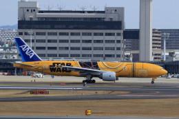 Espace77さんが、伊丹空港で撮影した全日空 777-281/ERの航空フォト(写真)