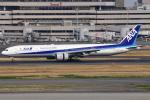 Timothyさんが、羽田空港で撮影した全日空 777-381の航空フォト(写真)