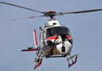 チャーリーマイクさんが、東京ヘリポートで撮影した中日本航空 AS355F2 Ecureuil 2の航空フォト(写真)