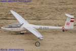 Chofu Spotter Ariaさんが、板倉滑空場で撮影した個人所有 DG-300の航空フォト(写真)