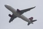 いっとくさんが、関西国際空港で撮影した吉祥航空 A320-214の航空フォト(写真)