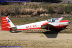 Chofu Spotter Ariaさんが、真壁滑空場で撮影した個人所有 SF-25C Falkeの航空フォト(写真)