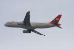 いっとくさんが、関西国際空港で撮影した天津航空 A320-232の航空フォト(写真)