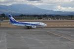 sorayumeさんが、鹿児島空港で撮影したANAウイングス 737-54Kの航空フォト(写真)