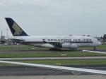 ラムダΛさんが、シドニー国際空港で撮影したシンガポール航空 A380-841の航空フォト(写真)