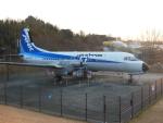 東亜国内航空さんが、高松空港で撮影したエアーニッポン YS-11A-500の航空フォト(写真)