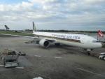ラムダΛさんが、シドニー国際空港で撮影したシンガポール航空 777-312/ERの航空フォト(写真)