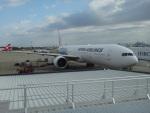 ラムダΛさんが、シドニー国際空港で撮影した日本航空 777-346/ERの航空フォト(写真)