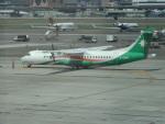 ラムダΛさんが、台北松山空港で撮影した立栄航空 ATR-72-600の航空フォト(写真)