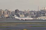 とりてつさんが、羽田空港で撮影したドバイ・ロイヤル・エア・ウィング 747-422の航空フォト(写真)